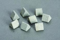 Đá tam giác ceramic đánh thô 4