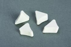 Đá tam giác tròn ceramic đánh bóng 2