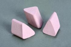 Đá tam giác xiên ceramic đánh bóng 3