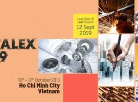 THƯ MỜI THAM QUAN TRIỂN LÃM QUỐC TẾ METALEX VIỆT NAM 2019
