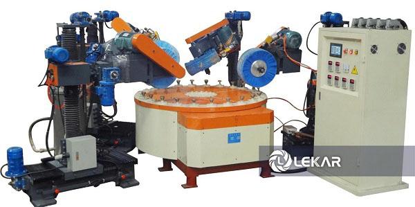 cấu tạo máy mài CNC
