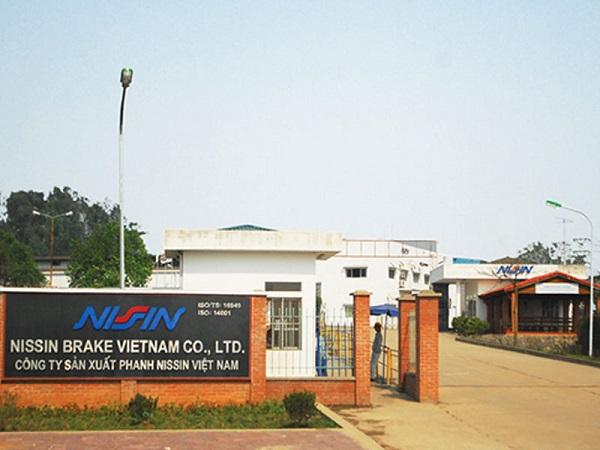 Nissin Brake Việt Nam