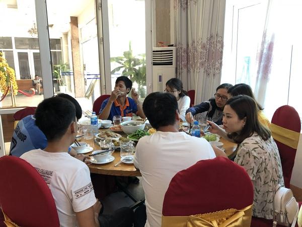 Team building Hải Tiến
